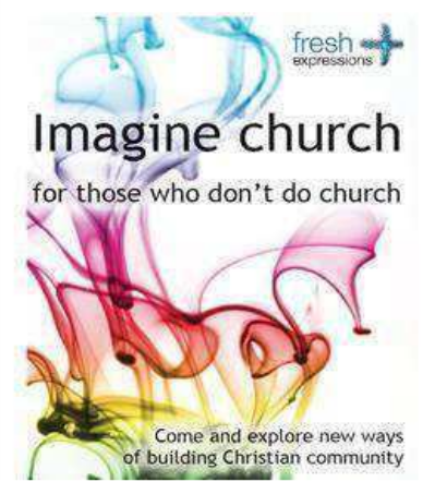 Mission Shaped Ministry flyer