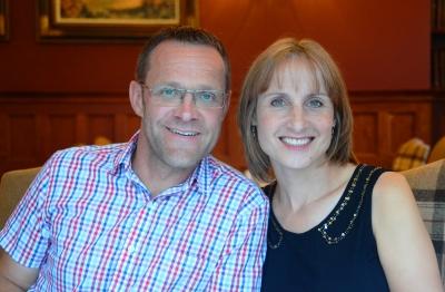 Photo of Steve and Ruth who serve at International Bible Ministry, Sanga Sanga, Tanzania
