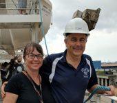 Leaving Guinea, having a break and arriving in Senegal