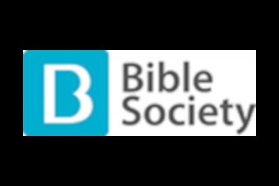 Logo of Bible Society, UK