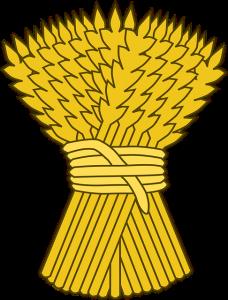 Harvest - sheaf of wheat