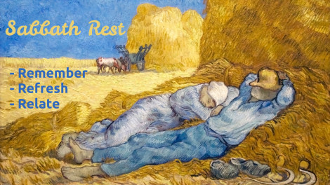 Sabbath Rest part 1