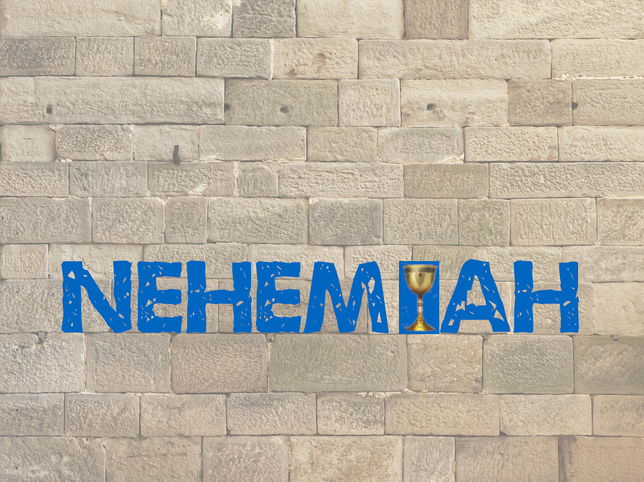 Nehemiah's prayer