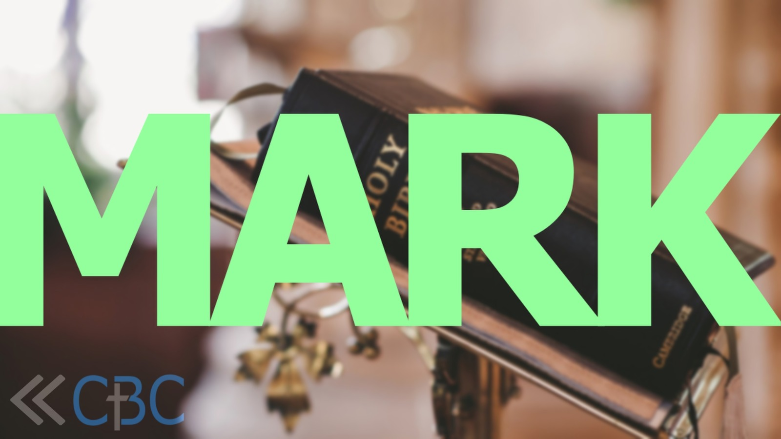 The good news by Mark – Sunday Service (02 May 2021)